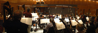 Randy Miller conducts the Hollywood Studio Symphony