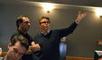 Composer Joe Kraemer and director Christopher McQuarrie discuss a cue