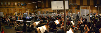Conductor/orchestrator Tim Simonec and the Hollywood Studio Symphony perform on <i>John Carter</i>
