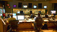 A view from the control booth