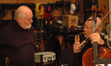 John Williams discusses the piece with cellist Lynn Harrell