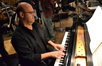 Arranger Randy Kerber plays piano