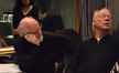 Conductor John Williams and cellist Lynn Harrell