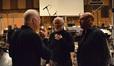 Cellist Lynn Harrell, conductor John Williams and arranger Randy Kerber