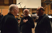 Cellist Lynn Harrell, conductor John Williams and arranger Randy Kerber