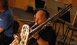 Trombonist Phil Teele