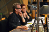 Music librarians John and Julie Edesvoog