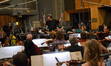 John Elg conduct the orchestra for <i>Ted</i>