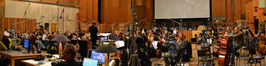 The orchestra on <i>Ted</i>