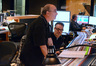 Scoring mixer John Kurlander and composer Marco Beltrami