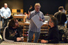 Director John Moore, conductor Pete Anthony, and composer Marco Beltrami discuss a cue