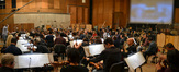 The Hollywood Studio Symphony performs on <i>A Good Day to Die Hard</i>