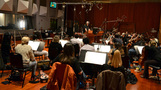 Conductor and orchestrator Tom Calderaro and the Hollywood Studio Symphony on <i>The Heat</i>