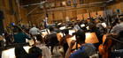 Nick Glennie-Smith conducts the Hollywood Studio Symphony on <i>Pacific Rim</i>