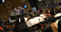 Nick Glennie-Smith conducts on <i>Pacific Rim</i>