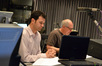 Composer Ramin Djawadi and scoring mixer Dennis Sands