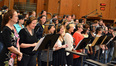 The choir on <i>Star Trek Into Darkness</i>