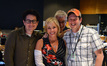 Director J.J. Abrams, vocal contractor Bobbi Page, conductor Tim Simonec, and composer Michael Giacchino