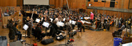 Tim Simonec conducts the Hollywood Studio Symphony