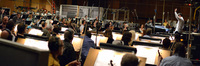 The Hollywood Studio Symphony performs on <i>White House Down</i>