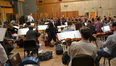 Conductor/orchestrator Pete Anthony and the Hollywood Studio Symphony perform on <i>The Wolverine</i>