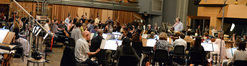 Conductor/orchestrator Pete Anthony leads the Hollywood Studio Symphony