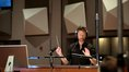 Composer Brian Tyler conducts