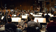 Composer Alexandre Desplat and Hollywood Studio Symphony perform on <i>Godzilla</i>