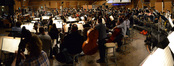 The Hollywood Studio Symphony performs on Alexandre Desplat's <i>Godzilla</i>