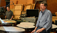 Percussionists Alan Estes & Greg Goodall