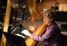 Harpist JoAnn Turovsky