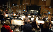 Tim Davies conducts the strings on <i>Need for Speed</i>