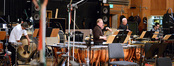 The percussion section on <i>Rio 2</i>