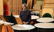 Timpanist Peter Limonick