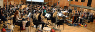 Conductor Jeffrey Schindler and a 97-piece orchestra perform John Ottman's score for <i>X-Men: Days of Future Past</i>