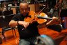 Violist Jorge Moraga performs on <i>Inside Out</i>