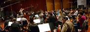 Conductor Nick Glennie-Smith conducts <i>Run All Night</i>