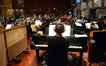 Pianist Mike Lang's view of the session
