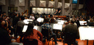 Composer and conductor John Debney conducts the Hollywood Studio Symphony