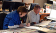 Orchestrator Kevin Kaska and scoring mixer Shawn Murphy