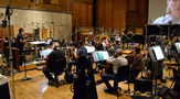 Alex Heffes conducts the Hollywood Studio Symphony on <i>11.22.63</i>