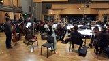 Nick Glennie-Smith conducting <i>Deadpool</i>