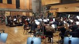 The Hollywood Studio Symphony performs on <i>Deadpool</i>