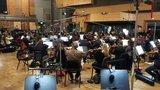 Nick Glennie-Smith conducting on <i>Deadpool</i>