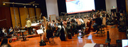 The Hollywood Studio Symphony performs on <i>The Finest Hours</i>