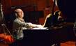 Randy Kerber on piano