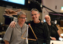 Percussionists Brian Kilgore and Wade Culbreath