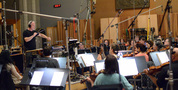 Composer John Debney conducts the Hollywood Studio Symphony