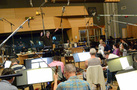 Nick Glennie-Smith conducts the Hollywood Studio Symphony on <em>Jack Reacher: Never Go Back</em>