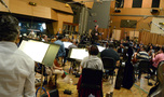 The Hollywood Studio Symphony performs on <em>Jack Reacher: Never Go Back</em>